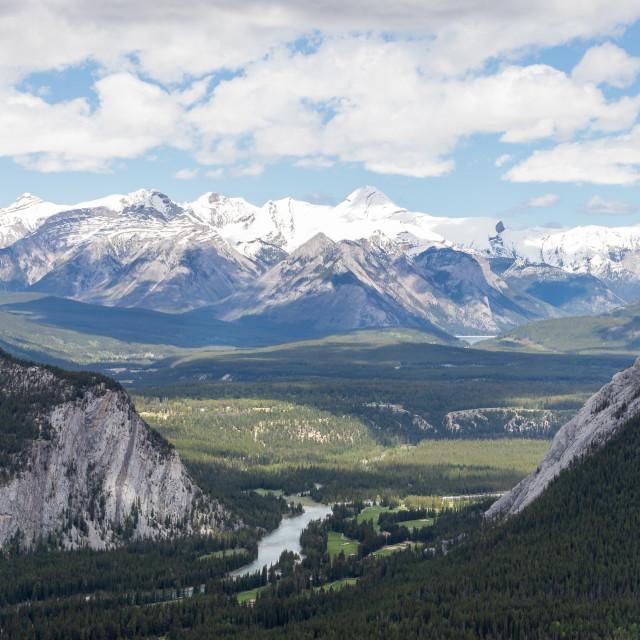 """Banff"" stock image"