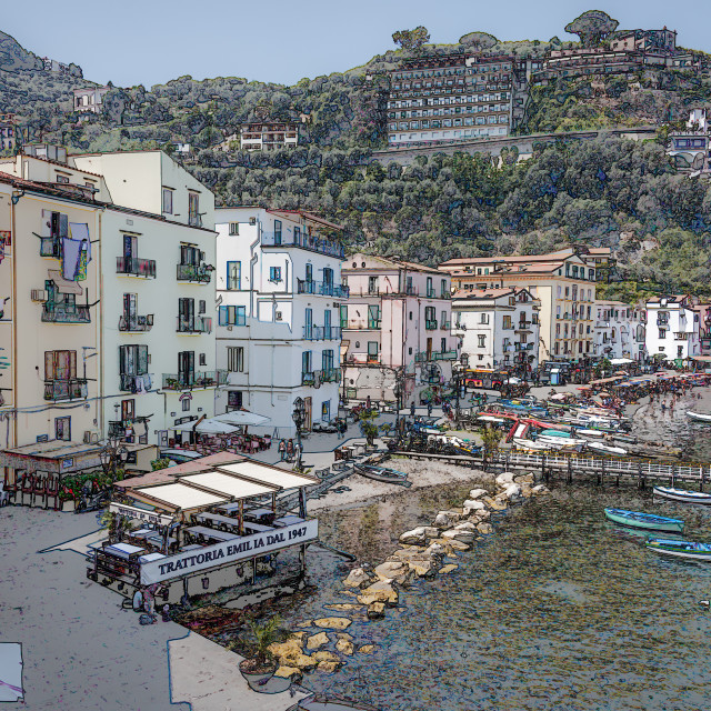 """Sorrento"" stock image"