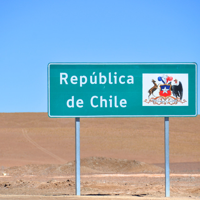 """""""Chile"""" stock image"""