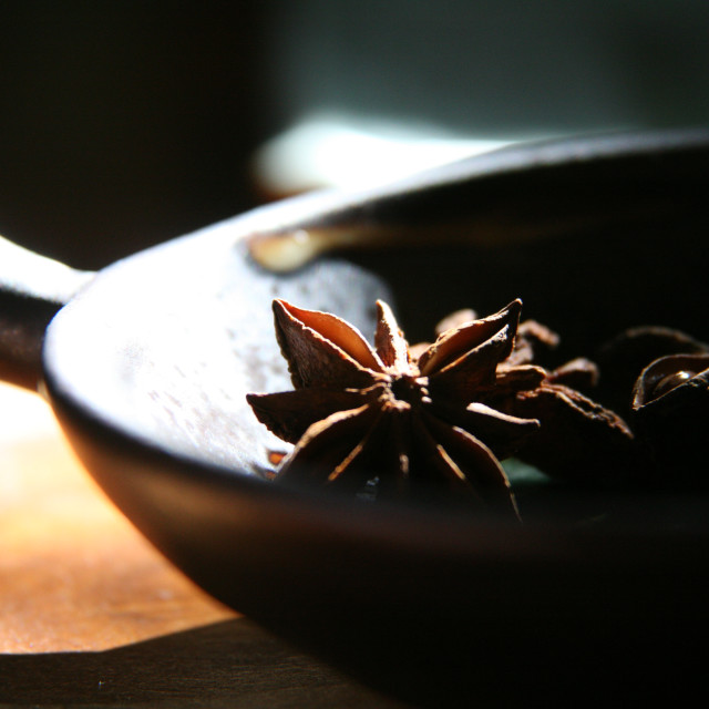 """""""Star anise"""" stock image"""