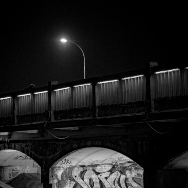 """""""Changsha Bridge"""" stock image"""