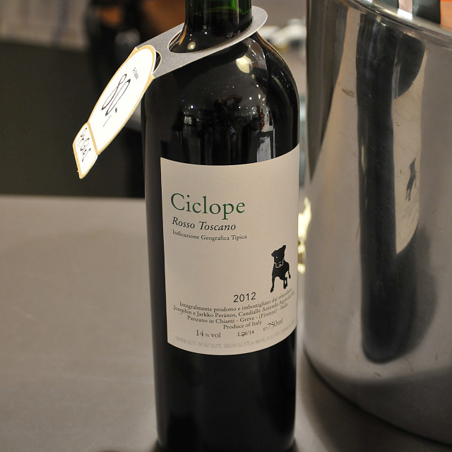 """""""CICLOPE ROSSO ROSCANO 212 COST 80.DK 16 USA DOLLARS"""" stock image"""