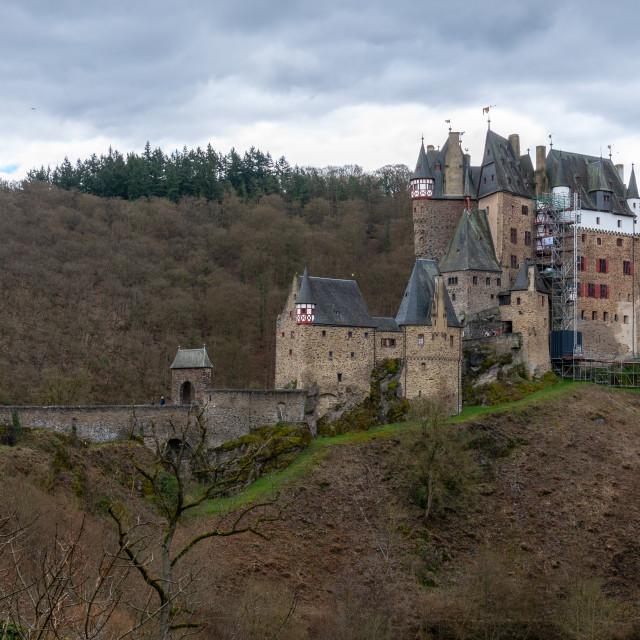 """""""Burg Eltz // Wierschem, Germany"""" stock image"""