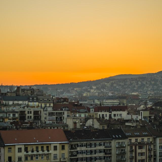 """""""Budapest, Hungary"""" stock image"""