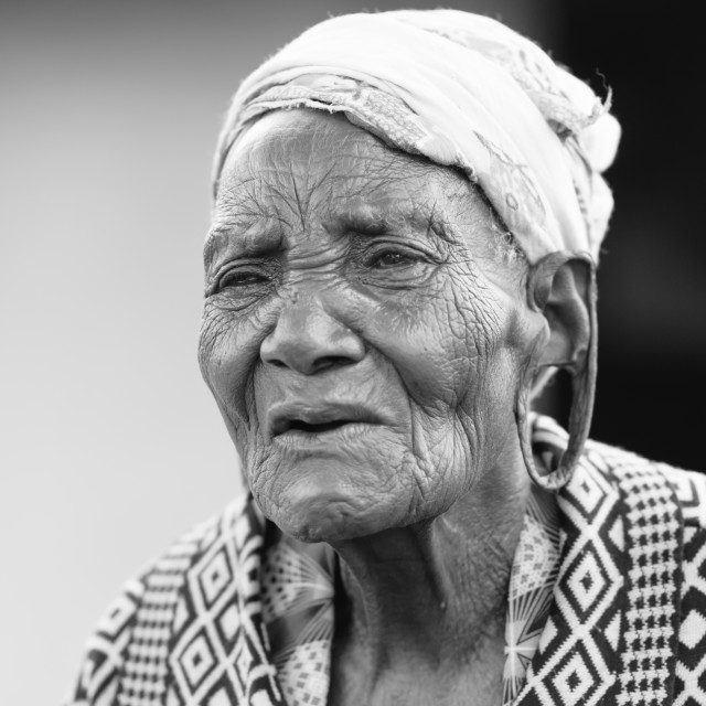 """Grandma"" stock image"