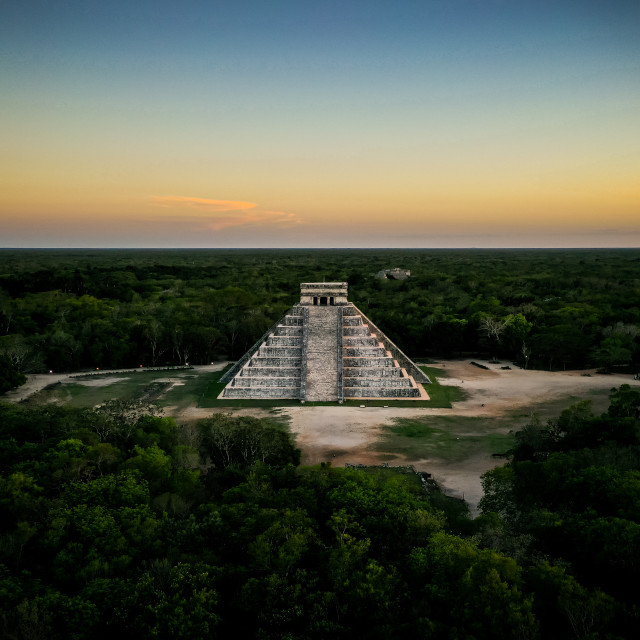 """Chichen Itza 5"" stock image"