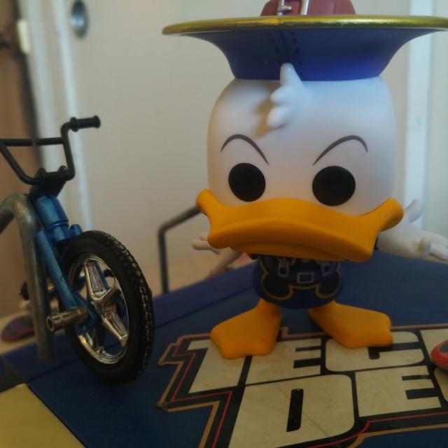 """Donald in Wailuku"" stock image"