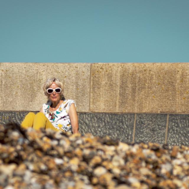 """Beach Style"" stock image"