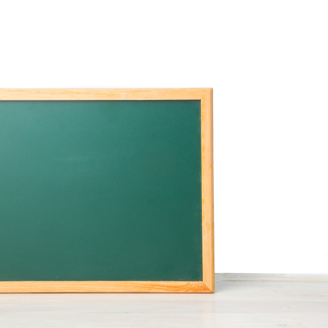 """green blackboard"" stock image"