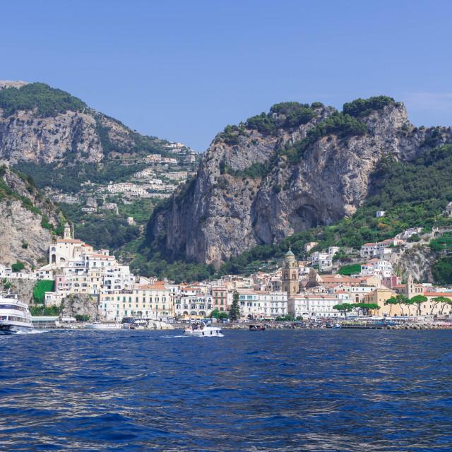 """""""Amalfi"""" stock image"""