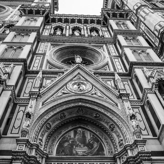 """""""The Duomo."""" stock image"""