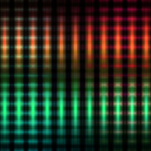 """""""Blurred glowing lights background"""" stock image"""