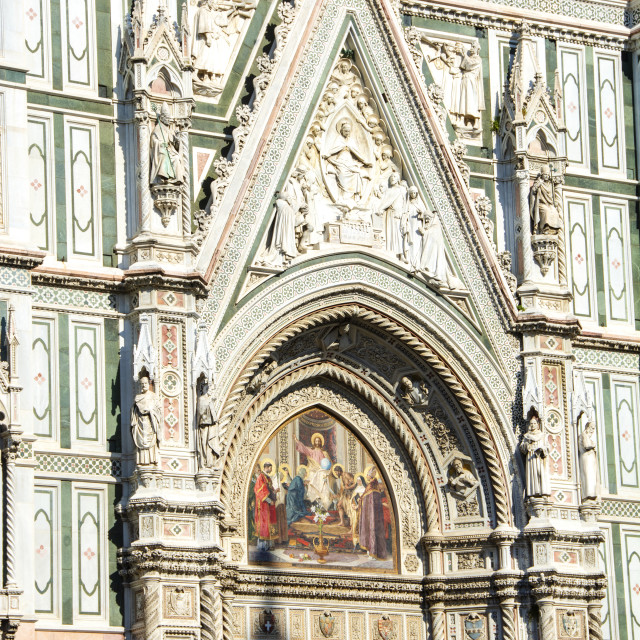 """""""city of florence"""" stock image"""