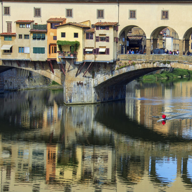 """""""florence in tuscany"""" stock image"""