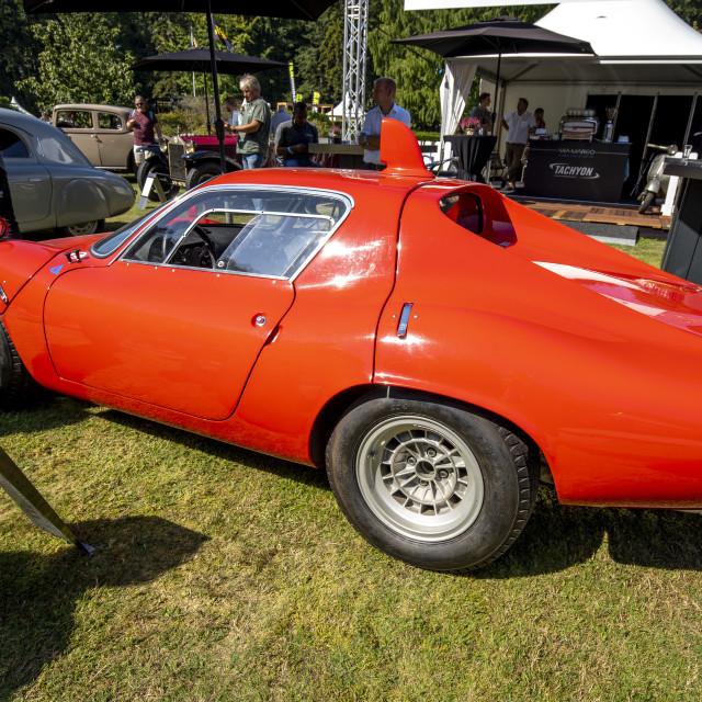 """""""Fiat Abarth GT 2000 Periscopio 1965"""" stock image"""