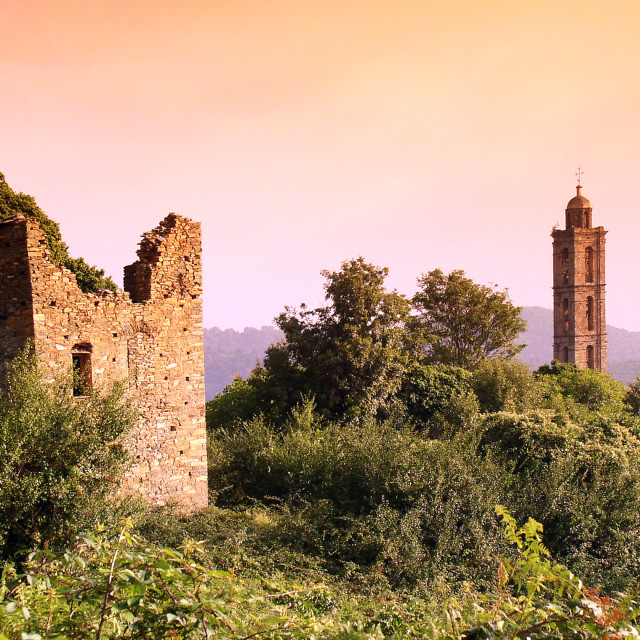 """""""Old tower"""" stock image"""