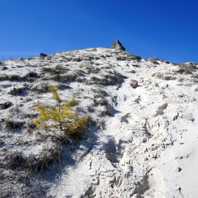 """Mont blanc"" stock image"