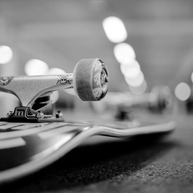 """""""Skateboard"""" stock image"""