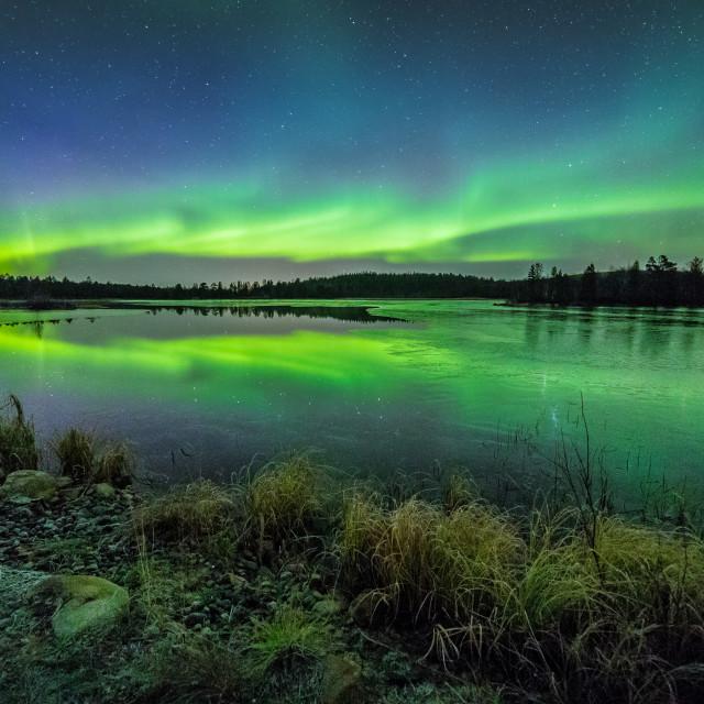 """""""Amazing night"""" stock image"""
