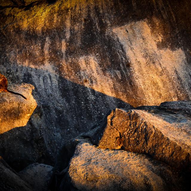 """Love on the Rocks"" stock image"