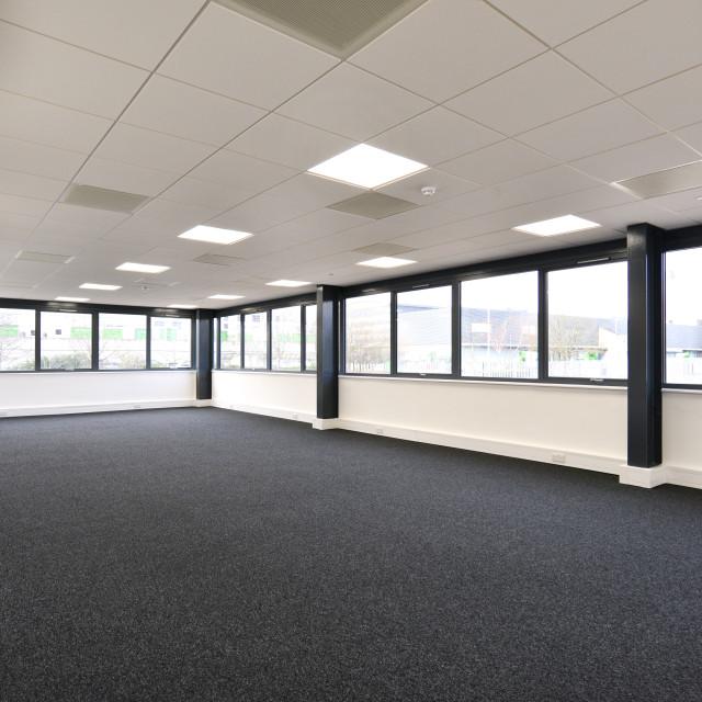 """empty office"" stock image"