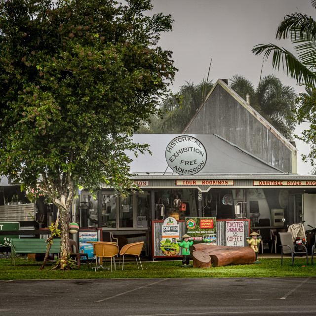 """Rainforest Store"" stock image"