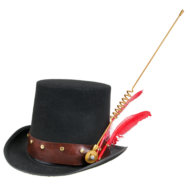 """""""Steampunk accessories"""" stock image"""