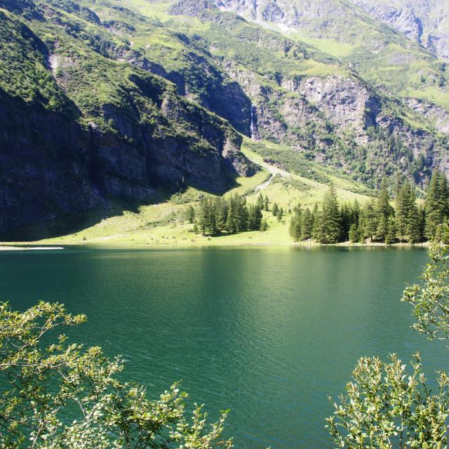 """Austria, Tyrol, Hintersee"" stock image"