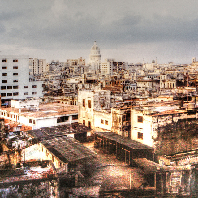 """Havana (1980)"" stock image"
