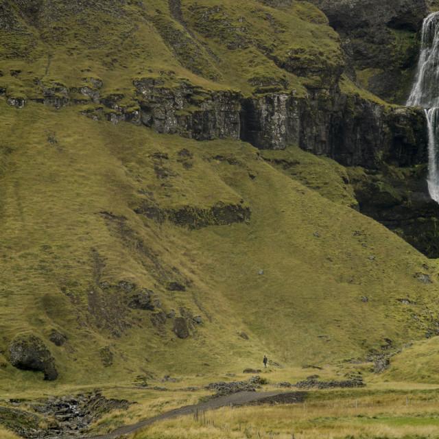 """""""Iceland."""" stock image"""