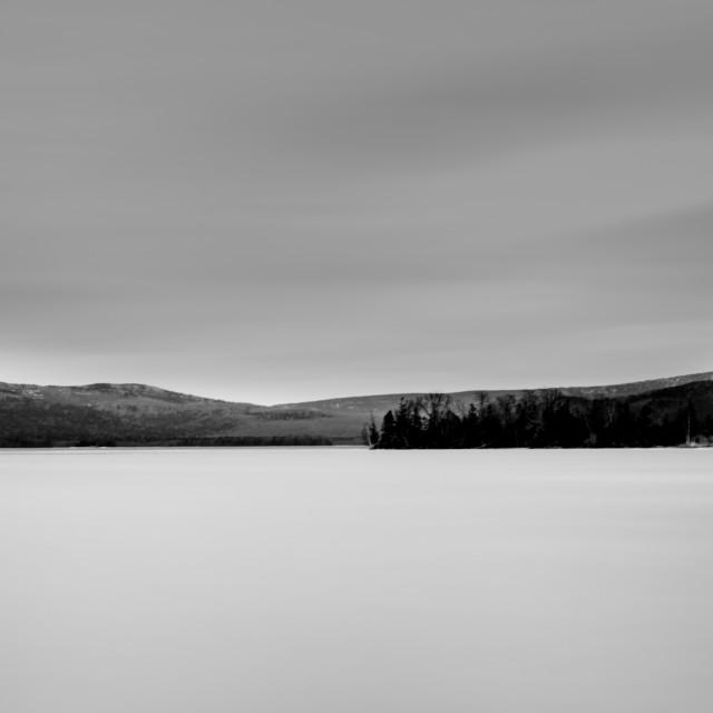 """""""Lake Akan - Hokkaido"""" stock image"""