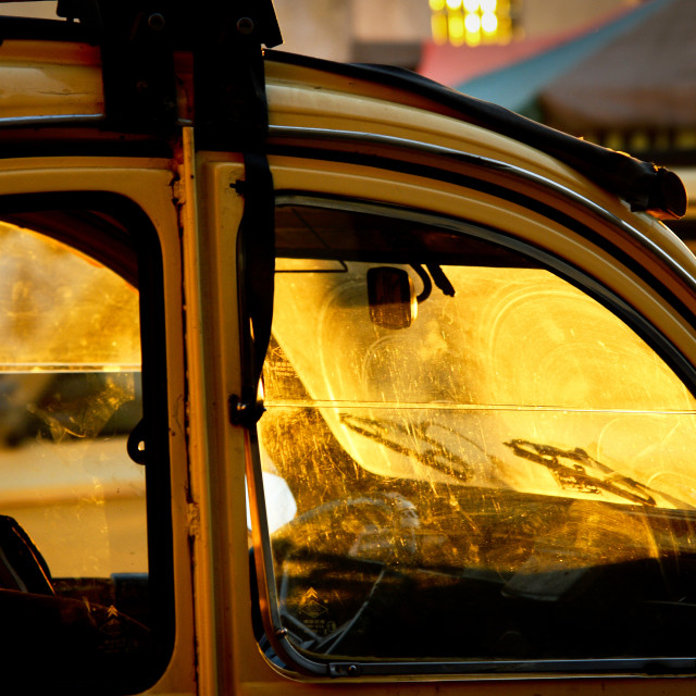 """""""Taxi driver"""" stock image"""