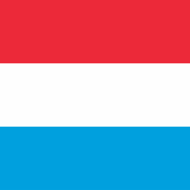 """""""Luxembourg National Flag"""" stock image"""
