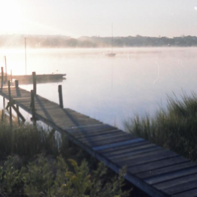 """""""Empty Dock"""" stock image"""