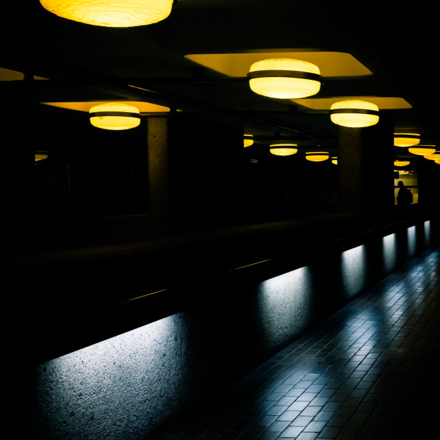 """Barbican Centre 2"" stock image"