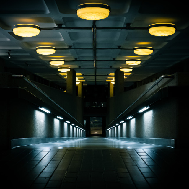 """Barbican Centre 1"" stock image"
