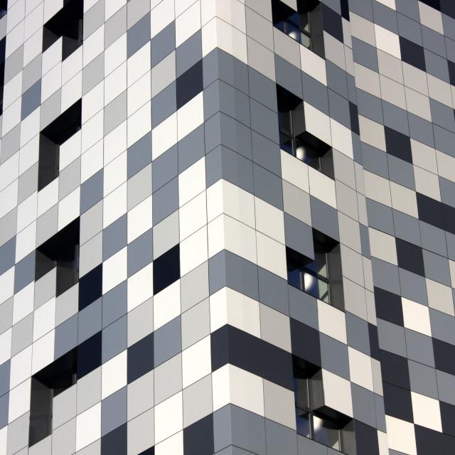 """Mono building"" stock image"