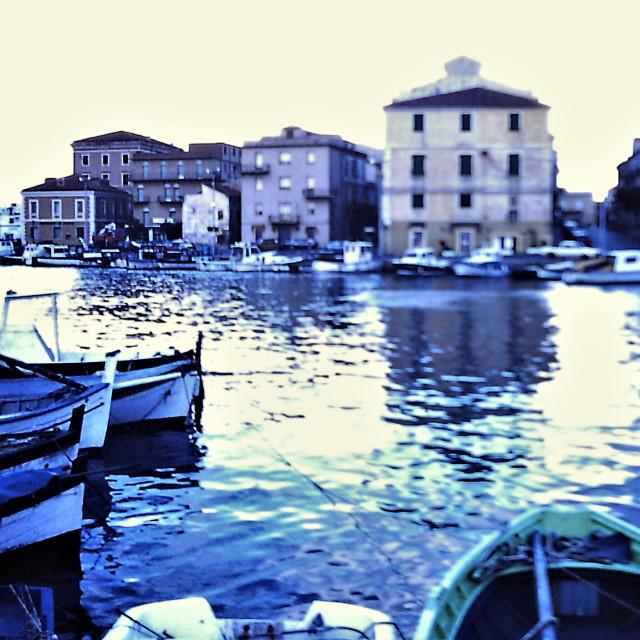 """""""Boat Dock"""" stock image"""