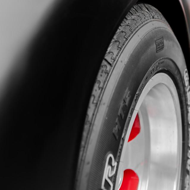"""Wheel Arch"" stock image"