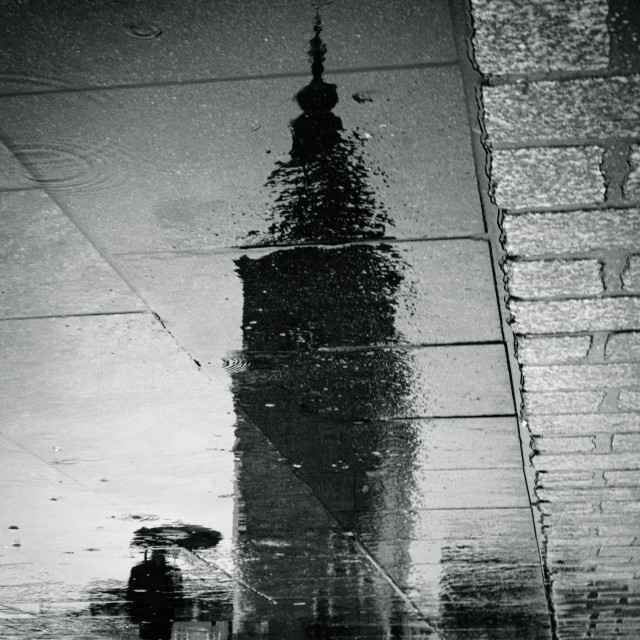"""Streets of Kraków"" stock image"