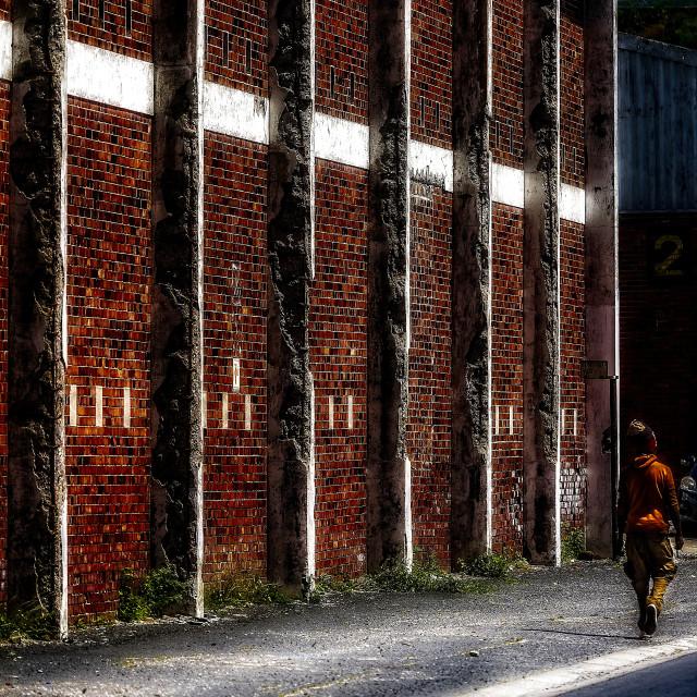 """Urban Industrial"" stock image"