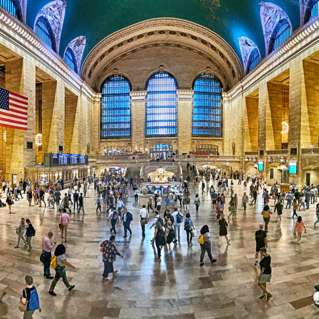 """Grand Central Terminal"" stock image"
