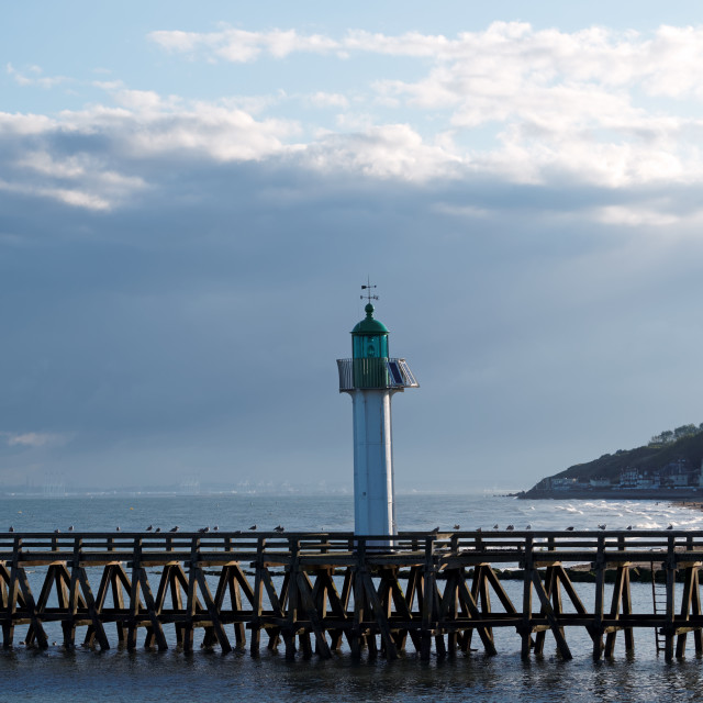 """""""Trouville"""" stock image"""