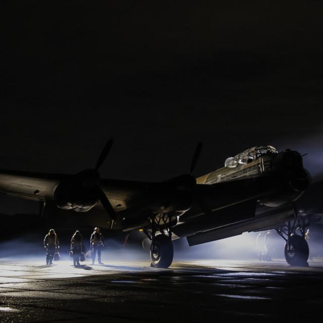 """The Darkest Hour"" stock image"