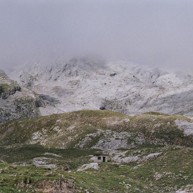 """""""Picos de Europa"""" stock image"""