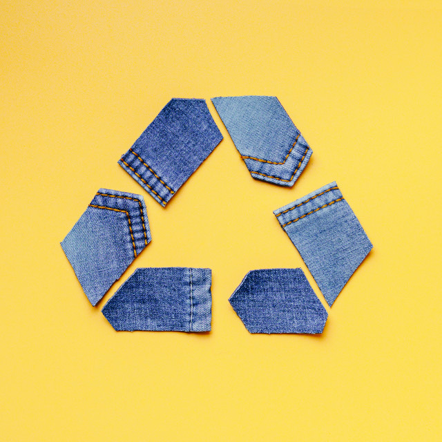 """""""Reuse, reduce, recycle concept background"""" stock image"""