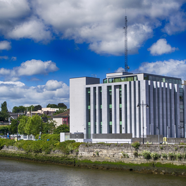 """Drogheda Court House"" stock image"