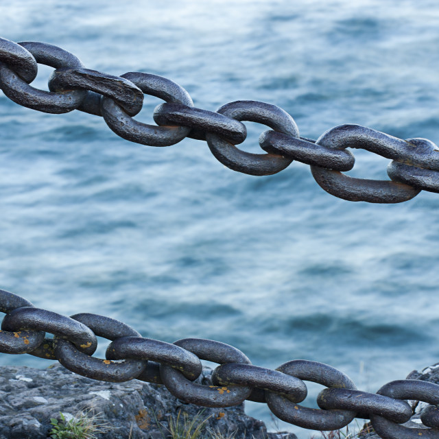 """""""Chains"""" stock image"""
