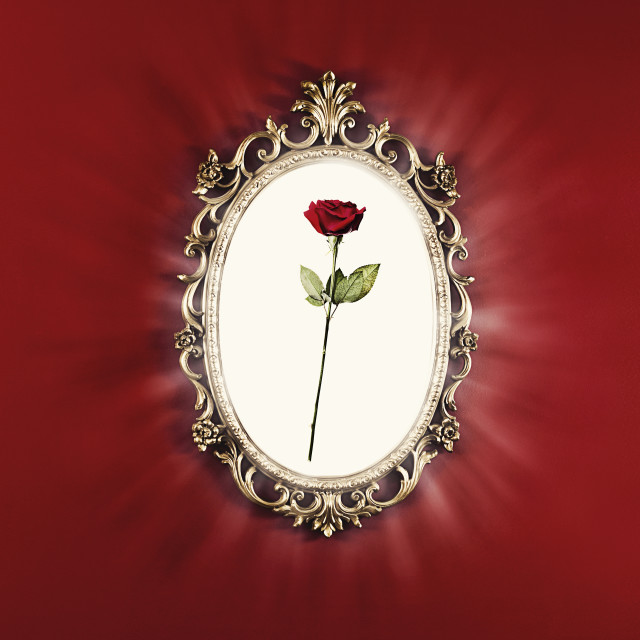 """Mirror Mirror"" stock image"