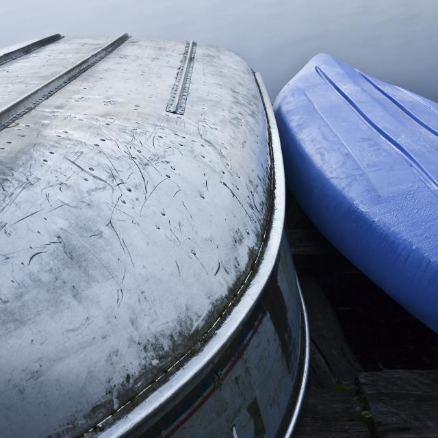 """Rental Boats"" stock image"